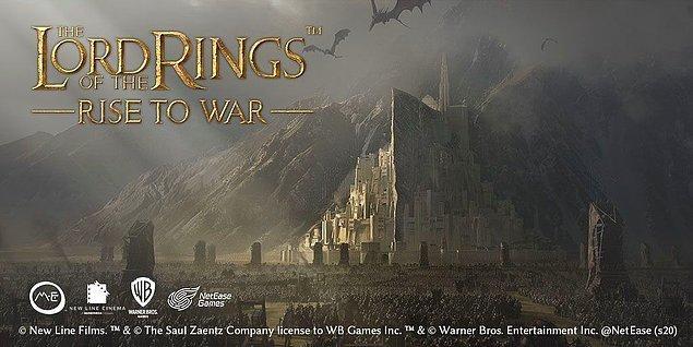 6. Yüzüklerin Efendisi: Savaşlar