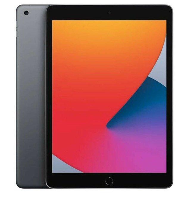 8. İyi bir tablet almak istiyorsanız Apple'a bir bakın.