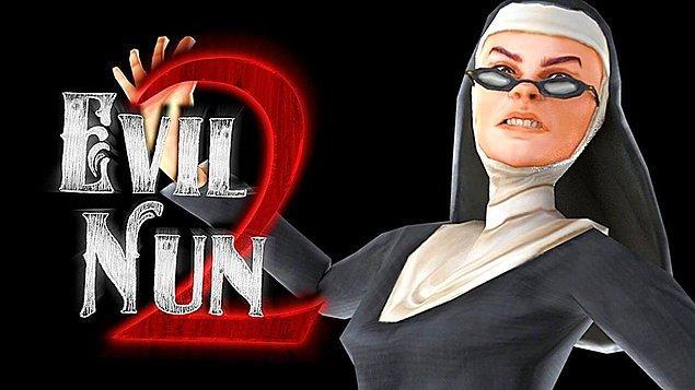 4. Evil Nun 2