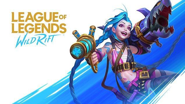 1. League of Legends: Wild Rift