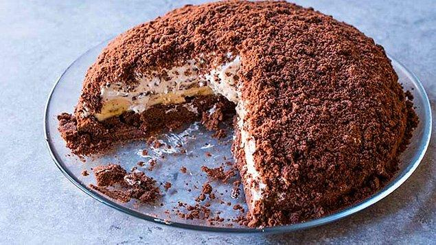 Mini Köstebek Pasta Nasıl Yapılır?