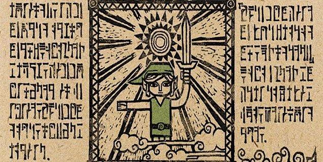 6. The Legend of Zelda - Hylian