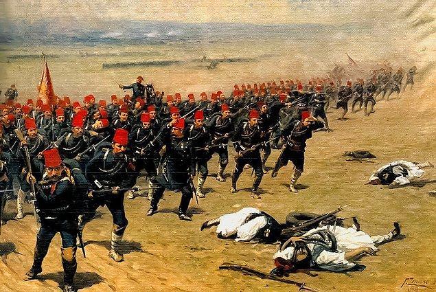 Ve tarih 24 Nisan 1877'yi gösterdiğinde Ruslar Osmanlı Devleti'ne harp ilan eder. Osman Paşa da kendisine verilen emirle Vidin'den 25 bin kişilik kolordusu ile 7 Temmuz 1877'de Plevne'ye ulaşır.