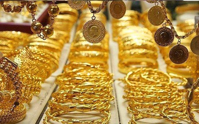 Yarım Altın Fiyatı