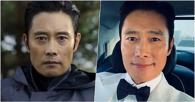 10. Lee Byung-hun