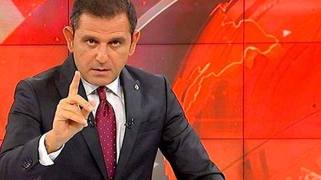 Programın bu videoyla gündem olmasının ardından Fatih Portakal Twitter hesabından çok sert bir tepki gösterdi.