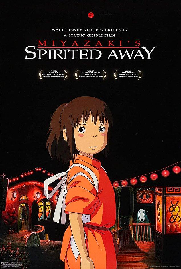 1. Spirited Away