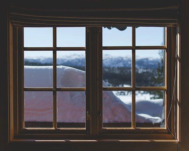7. Çift camlı pencereleri tercih edin.
