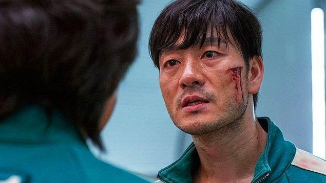 Cho Sang-Woo!