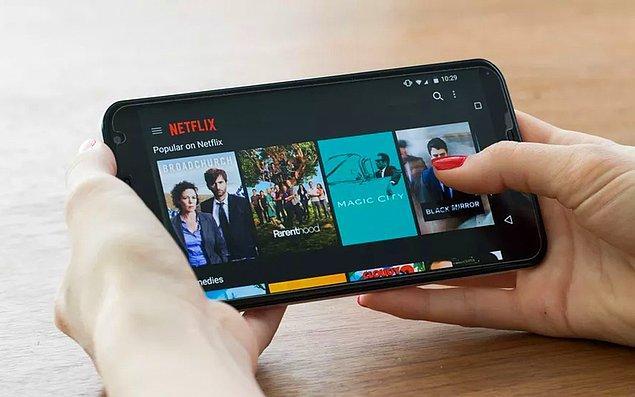 4 Ekim günü yayınladığı Android güncellemesi ile iki özelliği artık tüm kullanıcılarına sunan Netflix, daha ne tür güncellemeler ile gelecek merak konusu.