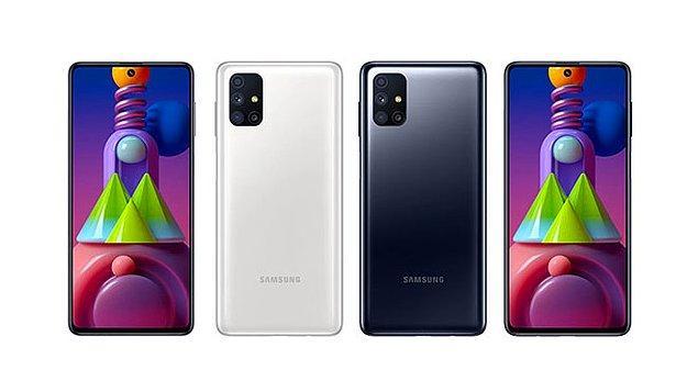 1. Samsung Galaxy M51