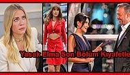 Yasak Elma'nın Son Bölümünde Ender, Kumru ve Yıldız'ın Göz Kamaştıran Kıyafetleri