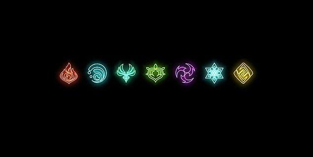 7. Element sistemiyle karakterinize ait bir element oluyor.
