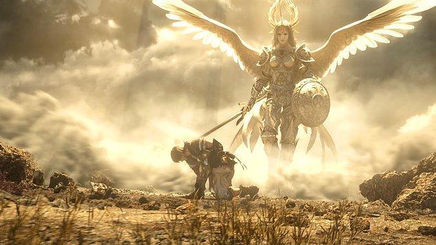 8. Final Fantasy 14