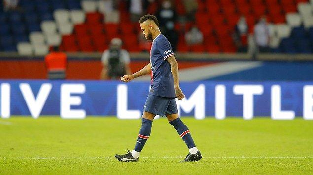 1. Neymar - 23 Milyon Sterlin