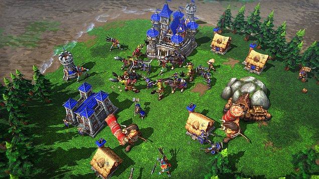 13. Warcraft 3 Reforged