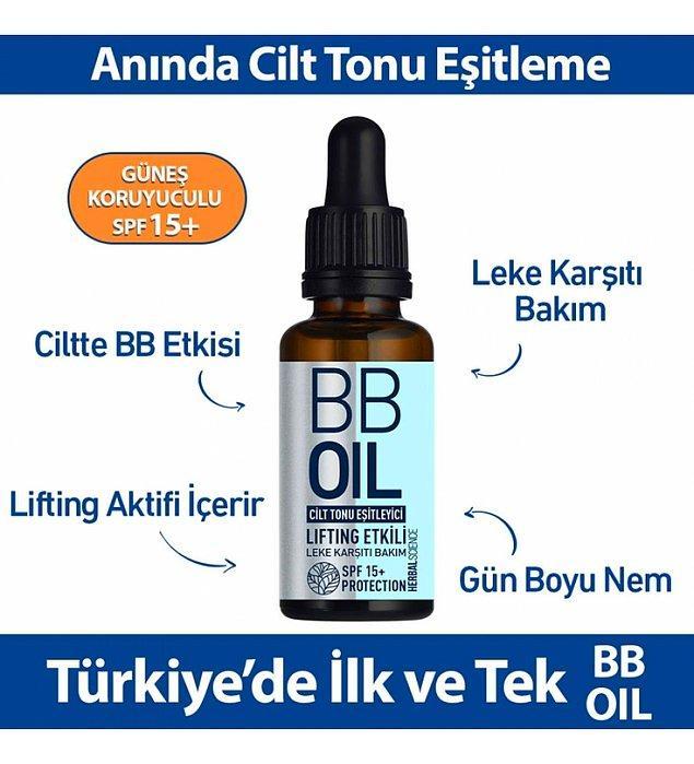 4. Herbal Science BB Oil