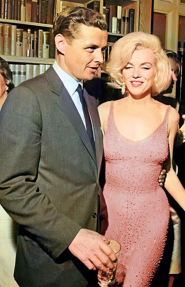 8. Marilyn Monroe