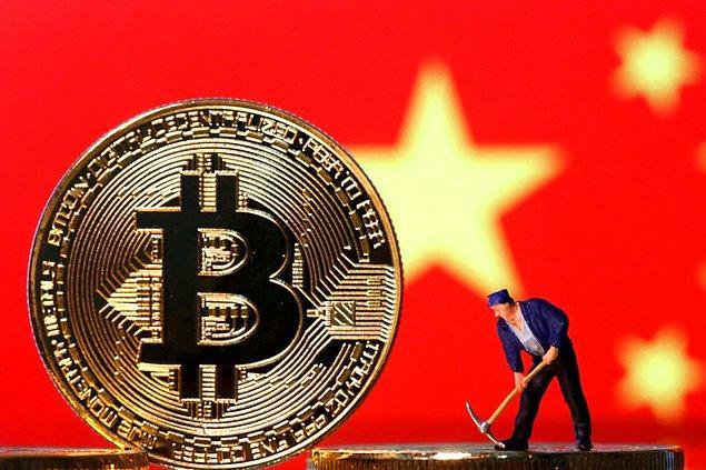 Pekin yönetiminin kripto para madenciliği ve işlemlerini durdurması ülkedeki madencilerin de faaliyetlerini olumsuz etkiledi!
