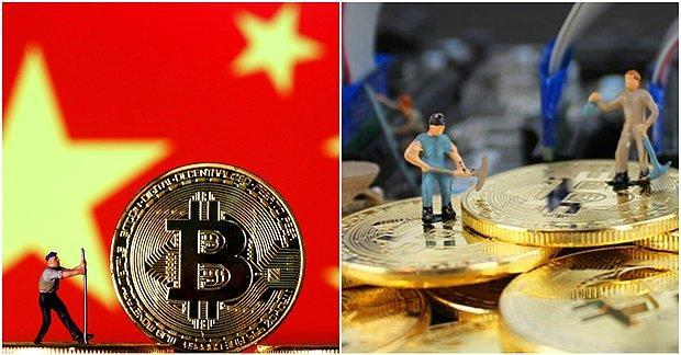 Çin'in Kripto Para ile İlgili İşlemleri Yasaklamasından Sonra Yeni Bitcoin Merkezi ABD ve Avrupa Olabilir mi?