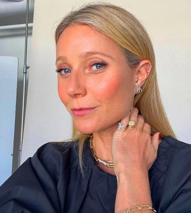 3. Gwyneth Paltrow, cinsel gücü arttıran yeni bir besin takviyesi çıkarttı!