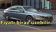 Uzun Bir Aradan Sonra Türkiye'ye Geri Döndü! İşte 2022 Honda Accord'un Türkiye Fiyatı