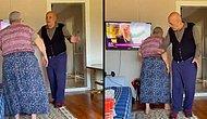 Evin İçinde Birbirleri ile Didişen Yaşlı Çiftin İzlerken Pamuk Gibi Olacağınız Anları