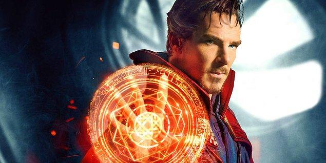 15. Doctor Strange - IMDb: 7.5