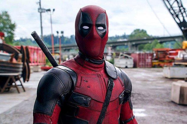 5. Deadpool - IMDb: 8.0