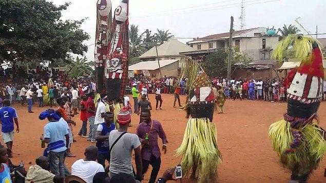 9. Awuru Odo Festival - Nijerya