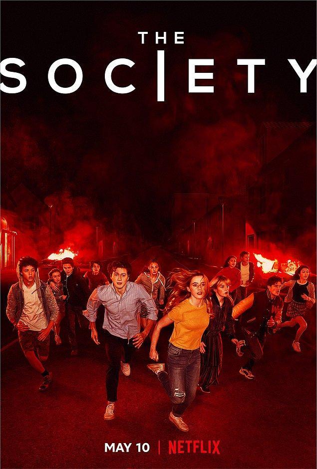 11. The Society (Toplum) - IMDb: 7.1