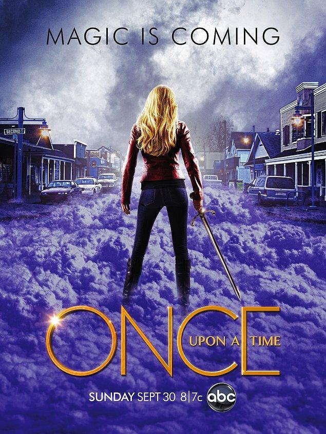 11. Once Upon A Time - IMDb: 7.7