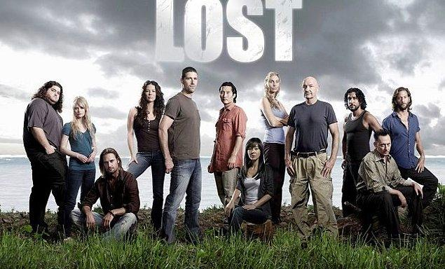6. Lost - IMDb: 8.3