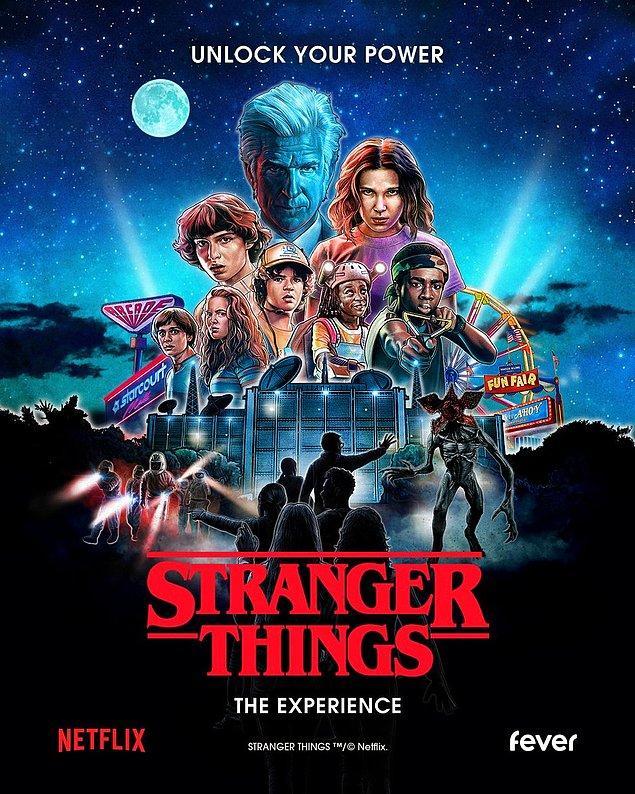 3. Stranger Things - IMDb: 8.7