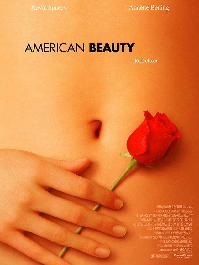 7. American Beauty - IMDb: 8.3