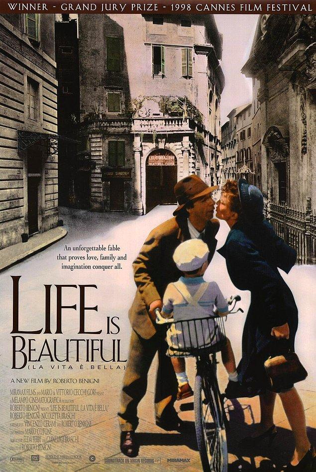 2. Life is Beautiful - IMDb: 8.6