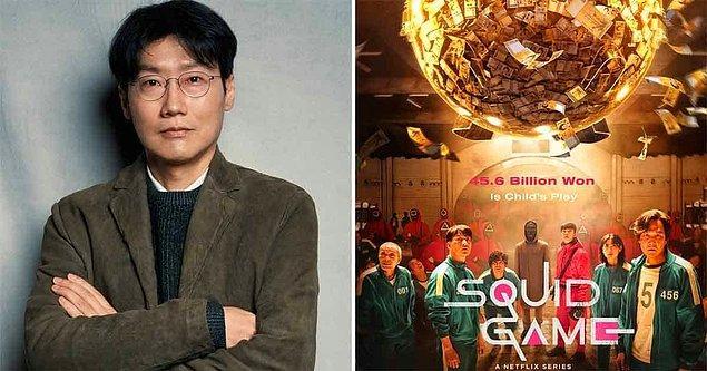 Stres nedeniyle dizi çekimleri esnasında 6 dişini kaybettiğini söyleyen Dong-hyuk, aynı şeyi tekrardan yapmayı düşündükçe stres altına girdiğini ekledi.