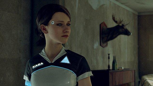 12. Detroit: Become Human - Kara