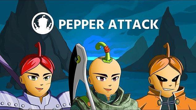 3. Pepper Attack