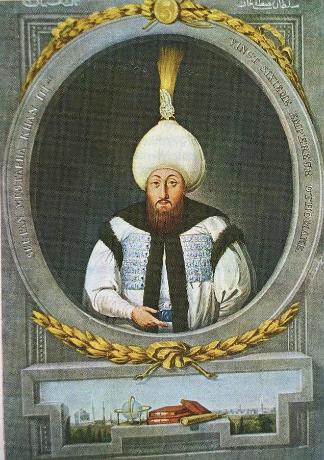 Sultan Üçüncü Mustafa Han, Sultan III. Ahmed ve Mihrişah Sultan'ın oğlu olarak 28 Ocak 1717'de dünyaya geldi. Heybetli vücuduyla çocuk yaşta dikkatleri üzerine çeken sultanı diğer padişahlardan ayıran en önemli özellik astroloji merakı olacaktı.