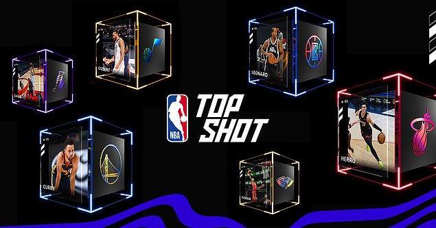 10. NBA Top Shot