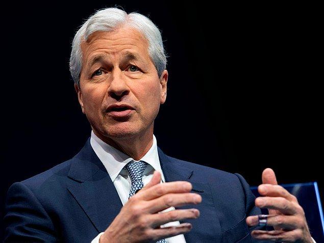 JPMorgan CEO'su Jamie Dimon ise pazartesi günü yaptığı bir röportajda BTC hakkındaki görüşlerini dile getirdi!