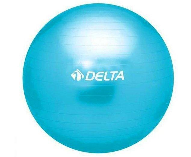 6. Bu küçük pilates topu.