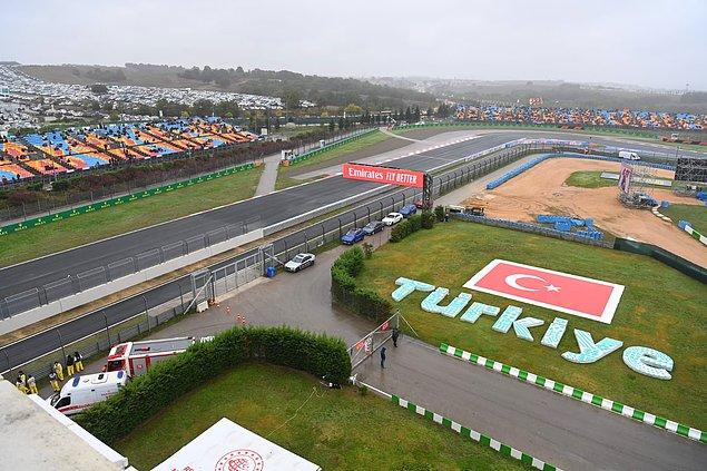 İstanbul Grand Prix sıralaması 📌