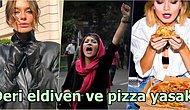 Sonunda Bu da Oldu! İranlı Kadınların 'Kışkırtıcı Olduğu' Gerekçesiyle Televizyonda Pizza Yemesi Yasaklandı