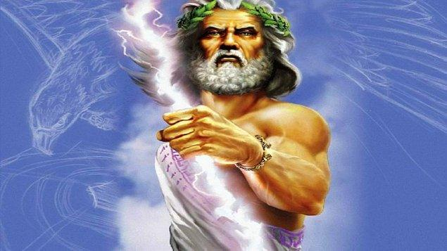 1. Zeus'un Yıldırımı