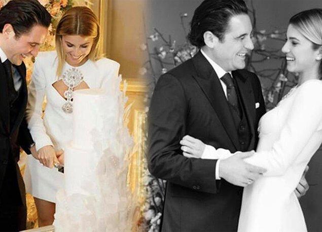 Hacı Sabancı ile Nazlı Kayı, 2017 yılından beri olan birlikteliklerini geçtiğimiz yıl aralık ayında sade bir nişanla taçlandırmışlardı.