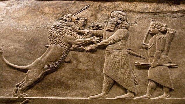 10. Ninurta'nın Şarur'u