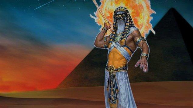 7. Ra'nın Güneş Asası