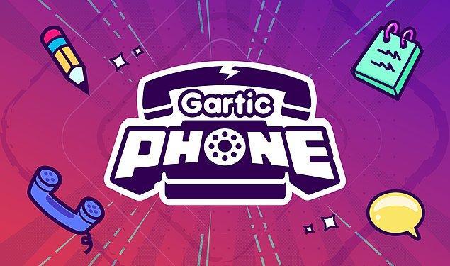 2. Gartic Phone